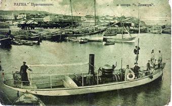 Резултат с изображение за 1879 г. - Създаден е Българският военен флот.